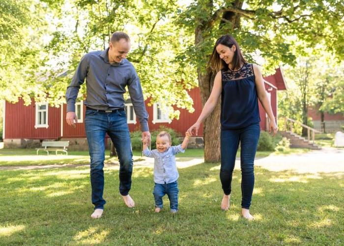 lapsikuvaus perhekuvaus hyvinkäällä
