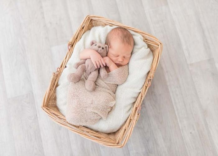 vastasyntyneen kuvaus